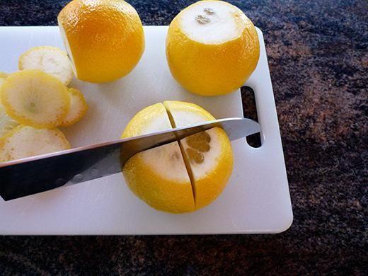 cum să gătești lămâi sărate