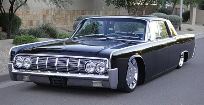 Lincoln Continental: clasicul nemuritor
