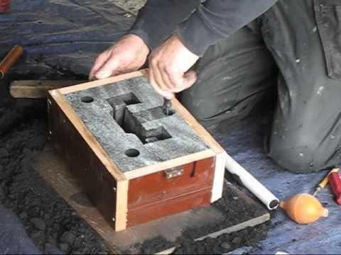 matrite pentru turnarea aluminiului