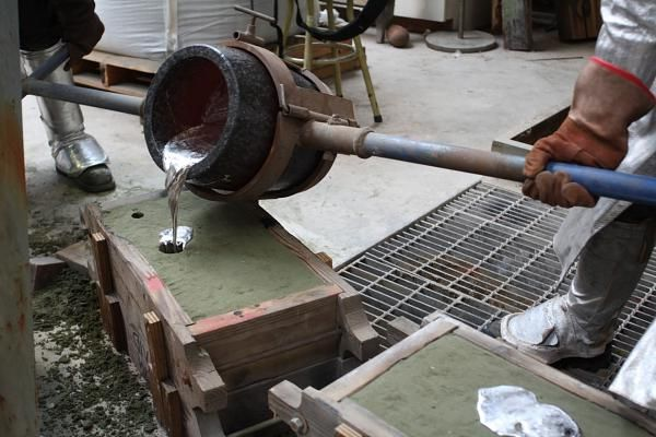 turnarea de aluminiu la domiciliu