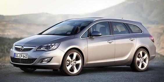 Opel Astra Sport Tourer preferat