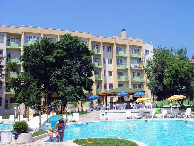 Ljuljak 3 * (Bulgaria, Nisipurile de Aur)