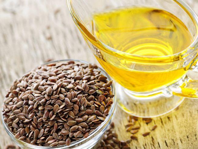 Uleiul de semințe de in pentru pierderea în greutate: cum să luați, marturii, rezultate