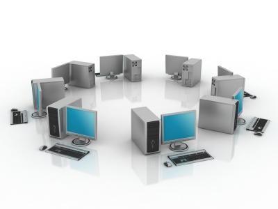 Deservirea rețelelor de calculatoare locale