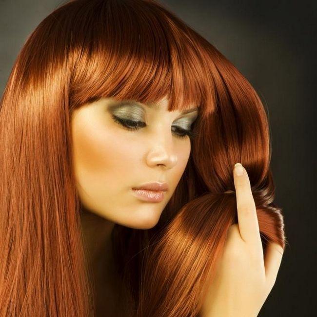 paletă pentru colorarea părului