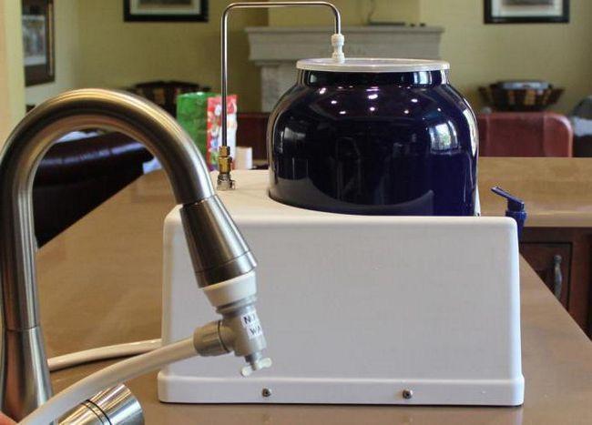 установка систем очистки воды в квартире