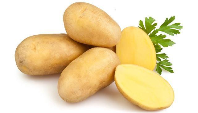 Gradul de cartofi galbeni