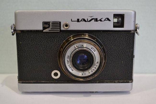 Cele mai bune lentile sovietice: fotografie, istorie