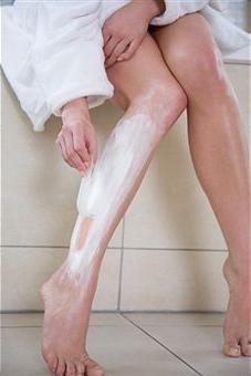 Crema de depilare pentru zona de bikini