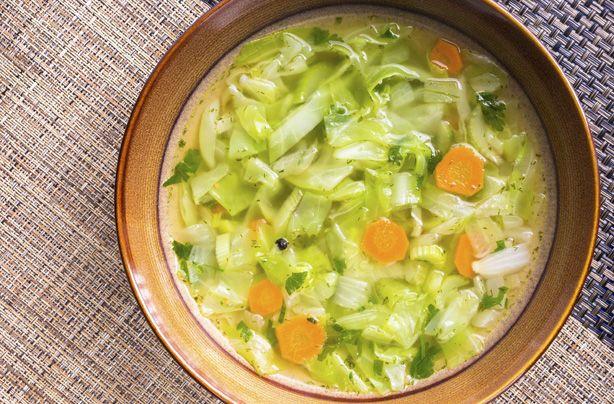 supă de ceapă cu telina