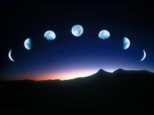 faza lunii este