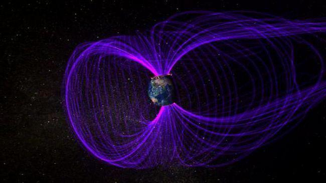 Limitele magnetosferei