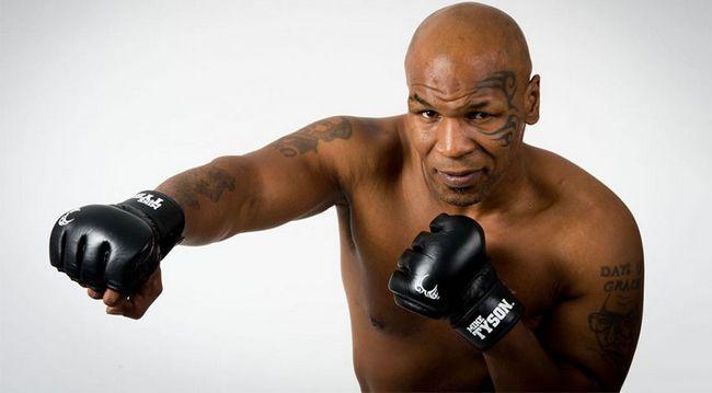 Mike Tyson: biografie, cele mai bune lupte, fotografie