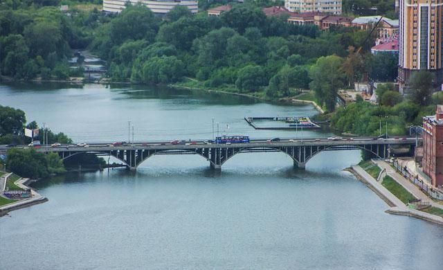 Podul Makarov екатеринбург