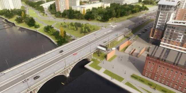 Podul Makarov Istoria lui Ekaterinburg