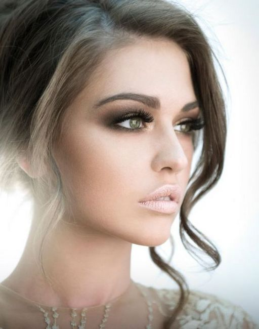 Machiaj de mire: idei de make-up de nunta, poze