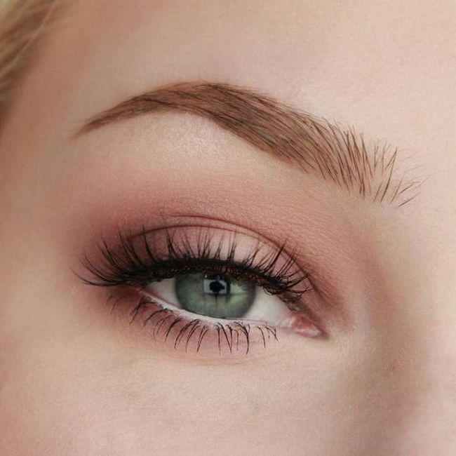 Ochelari roz de machiaj roz