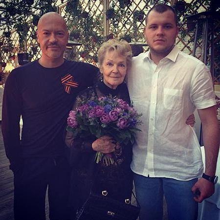 mama lui Fedor bondarchuk viața personală