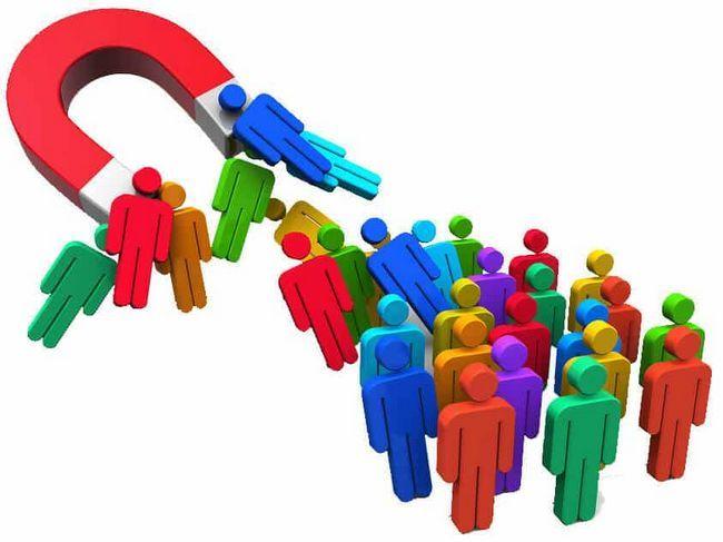 Marketingul se mută pentru a atrage clienți și pentru a crește vânzările: exemple
