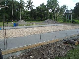 ciment pentru fundament