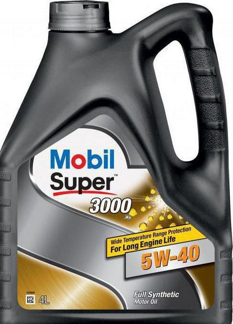 Oil `Mobile 3000` 5W40: specificatii si recenzii