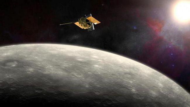 raza planetei Mercur