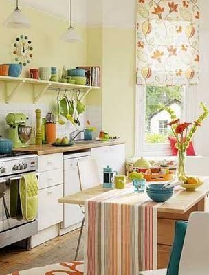 mobilier de bucatarie pentru bucatarie mica