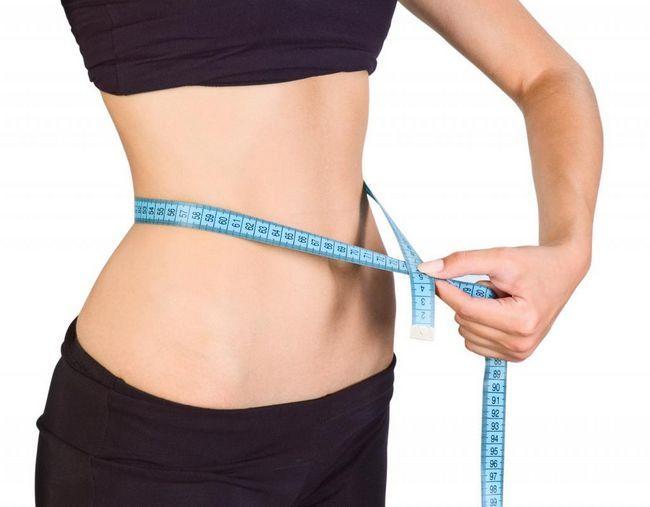 rezultat după ambalare pentru pierderea în greutate