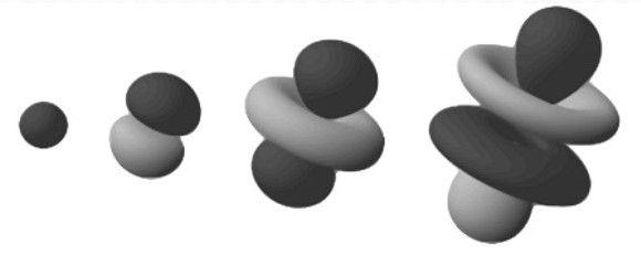 particulă neutră din punct de vedere electric a unui element chimic