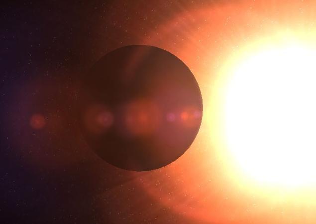 cea mai apropiată planetă de soare