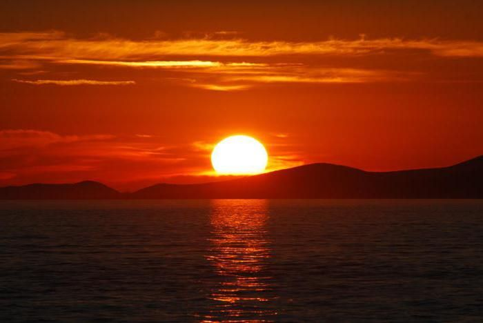 unde soarele se aprinde