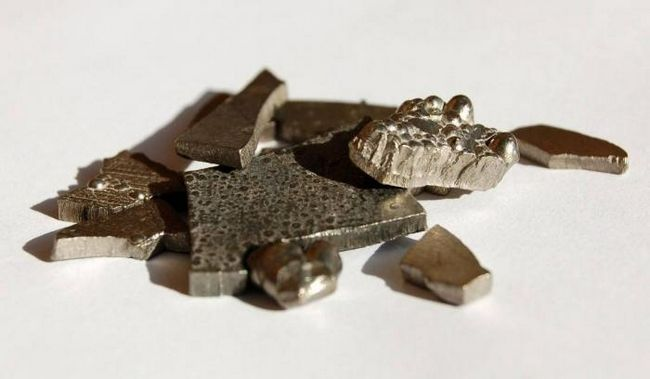 Proprietăți metalice
