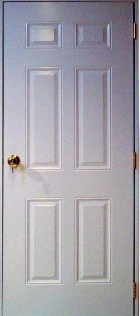 ușile de intrare la apartament izolate fonic