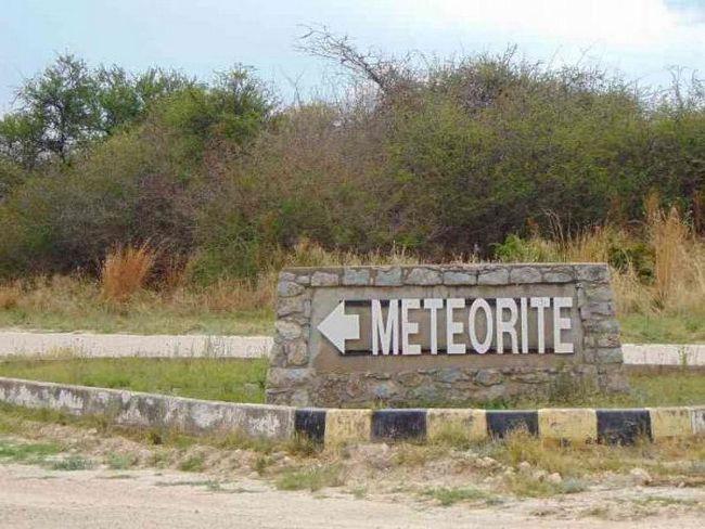 meteorit goat