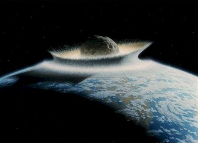 meteoriti mari