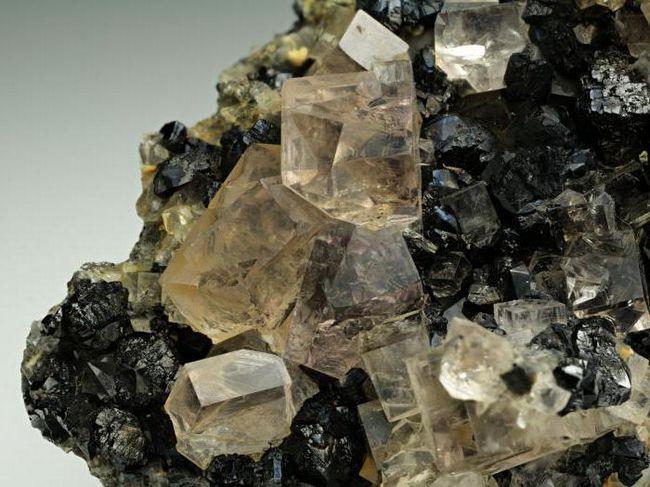 sphalerite mineral class