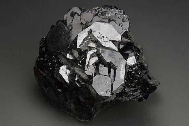 origine minerală blendă