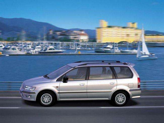 Mitsubishi Space Wagon - mașină pentru întreaga familie