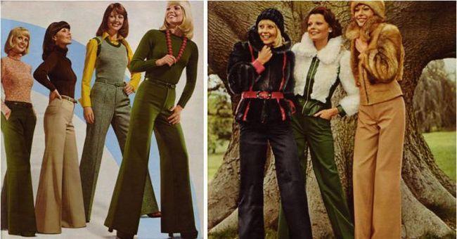 Modă a URSS din anii `70.