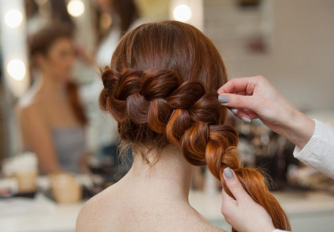 Modă păr țesut: moduri și idei