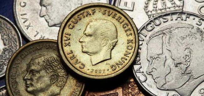 monede din Suedia