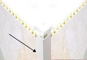 instalarea de panouri pvc pe tavan