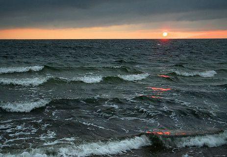 Lista mării din Rusia