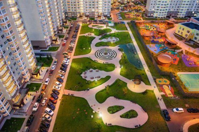 Parcul orașului Moscova 1