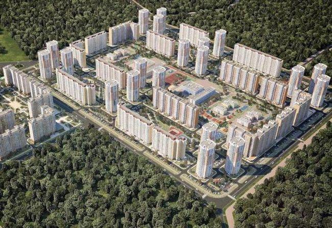 primul parc din Moscova