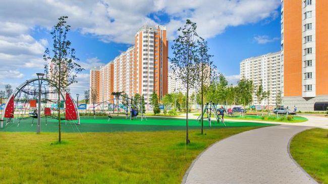 Zhk primul comentarii Moscova parc oraș