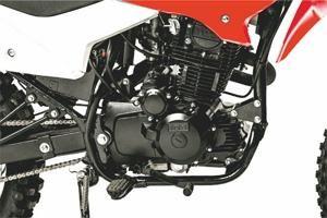 Motocicleta Irbis TTR 250 - recenzii vorbesc de la sine