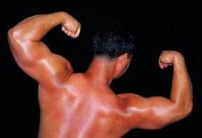 trapezius muscular de spate