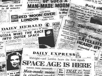 Începutul epocii spațiale