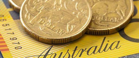 австралийский доллар к американскому доллару